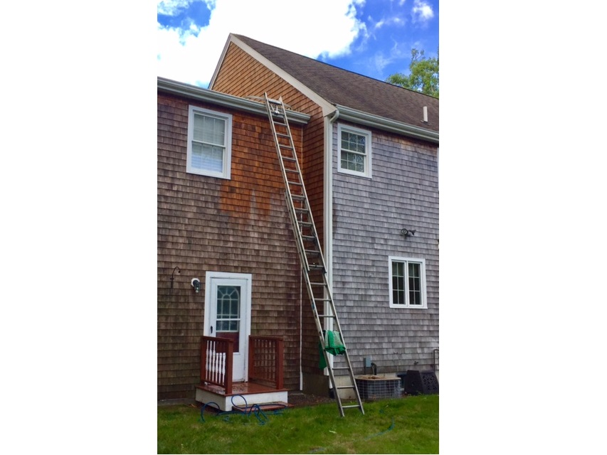 Exterior House Condo Washing Pressure Washing Massachusetts Instabrite