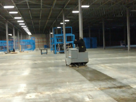 Power Scrubbing Floors Pressure Washing Massachusetts