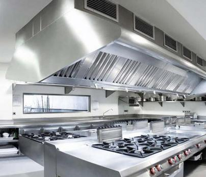 Kitchen exhaust systems a comprehensive guide pressure - Commercial kitchen exhaust hood design ...